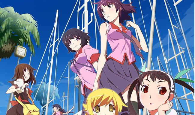 Monogatari SS: Second Season
