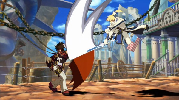 Arc System Works Guilty Gear XRD