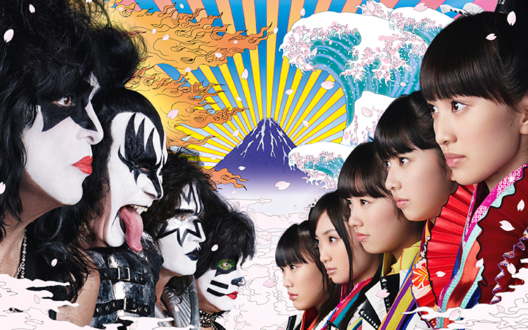 kiss momoclo z anime expo 2015