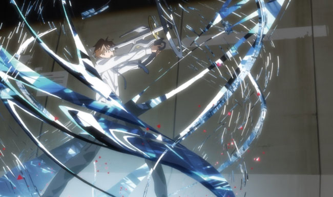 Guilty Crown screenshot 02