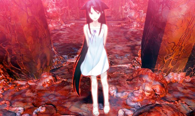 Saya from Saya no Uta