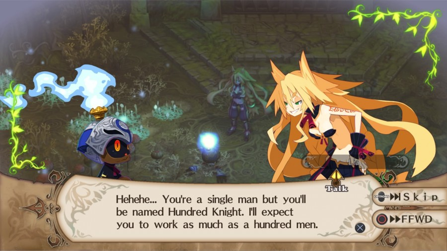 The Witch and the Hundred Knight  Revival Edition 20160401015833