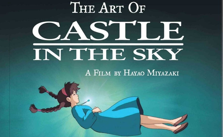 The Art of Castle in the Sky Review