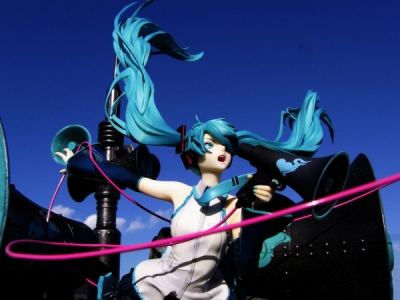 [GSC] Hatsune Miku: Love Is War 1/8 PVC