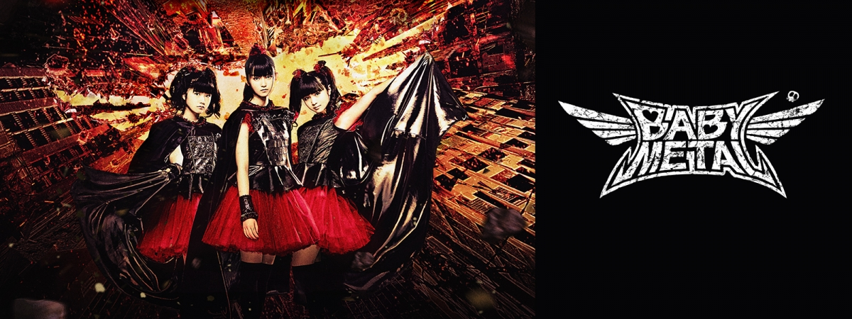 Babymetal 2016 US Tour adds west coast dates