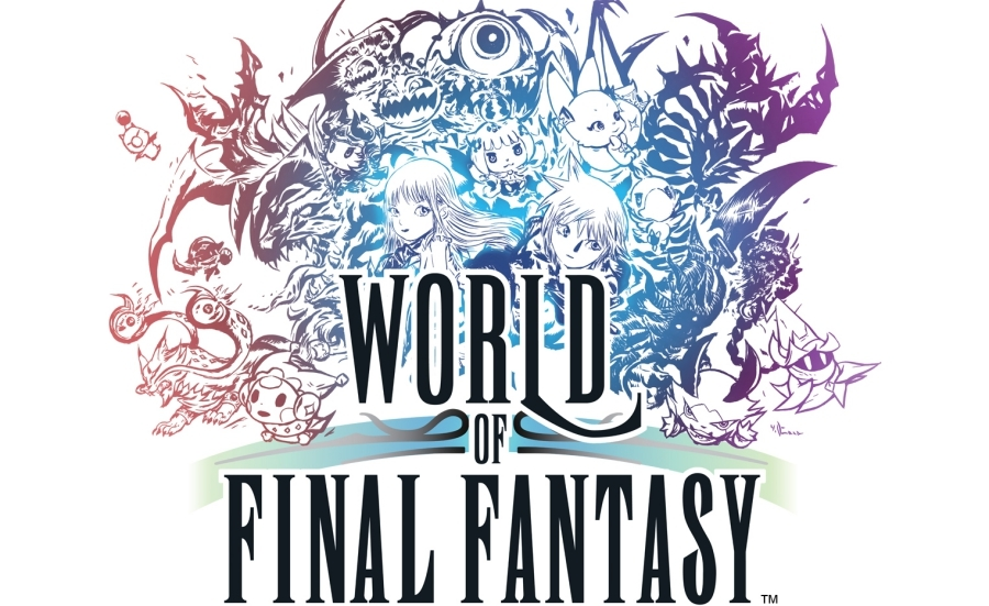 World of Final Fantasy Collectors Edition Revealed