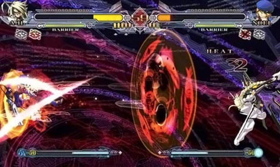 BlazBlue: Continuum Shift Review Up!