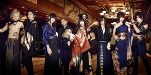 Wagakki Band's 1st US TOUR -DEEP IMPACT-