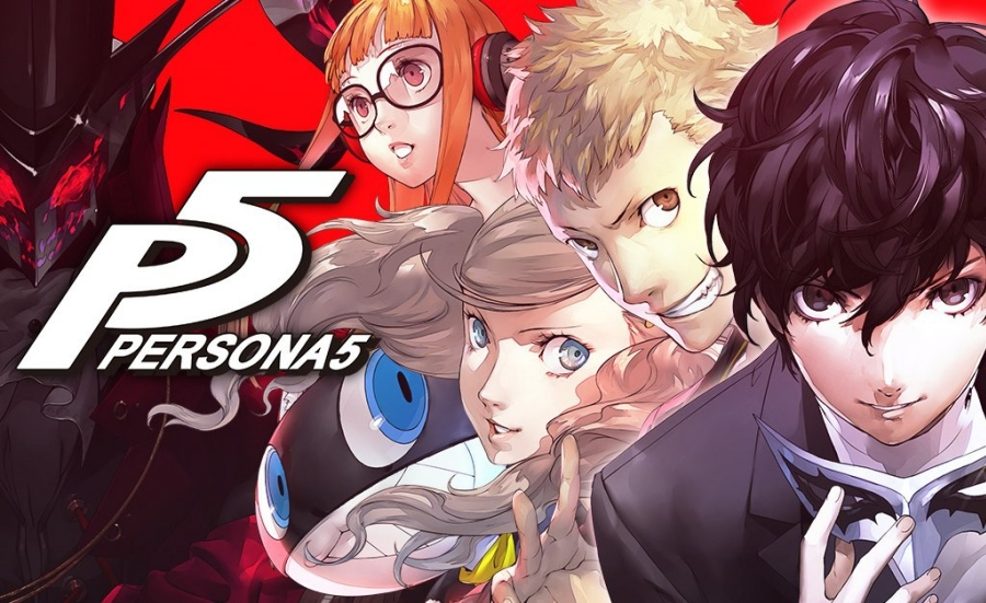 Persona 5 Japanese Release Date Announced