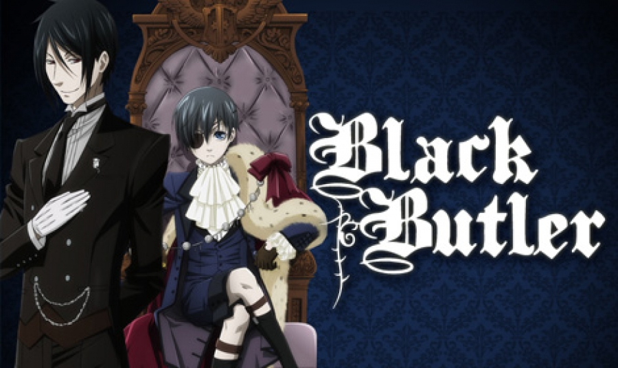 Black Butler (DVD/Blu-ray) Review