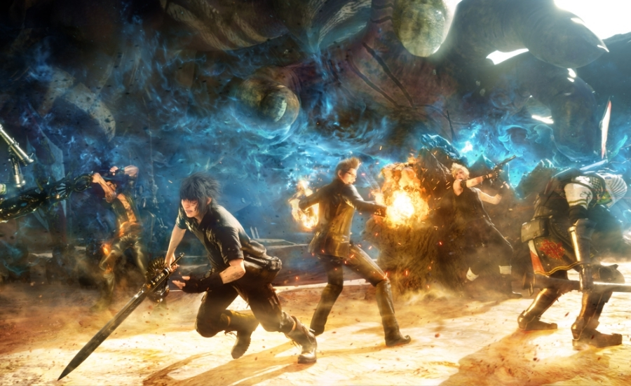 PAX West 2016 Impressions: Final Fantasy XV