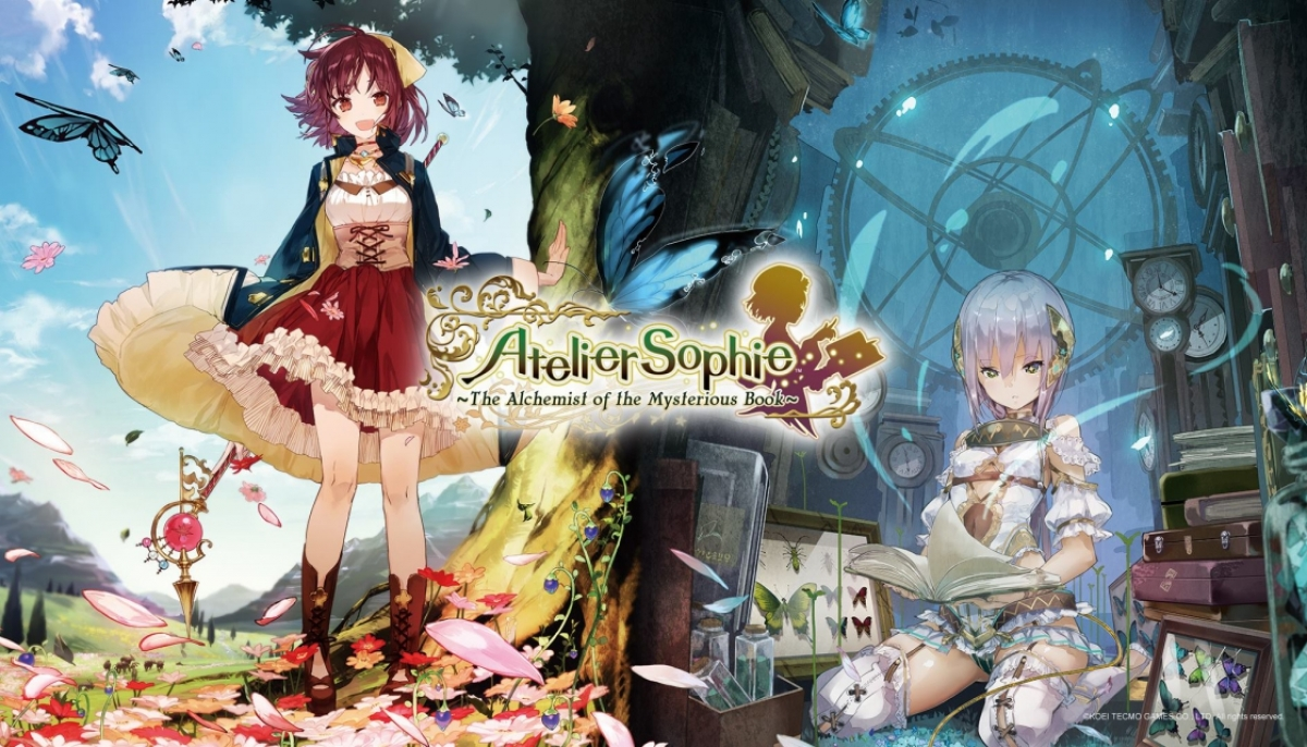 Atelier Sophie: The Alchemist of the Mysterious Book (PS4) Review