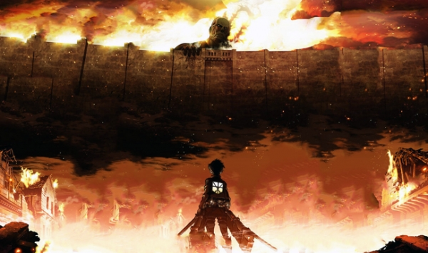 Attack on Titan Part One (Blu-ray/DVD) Review