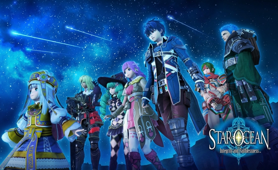 Star Ocean Integrity and Faithlessness - Aligning the Stars Panel @ Anime Expo 2016