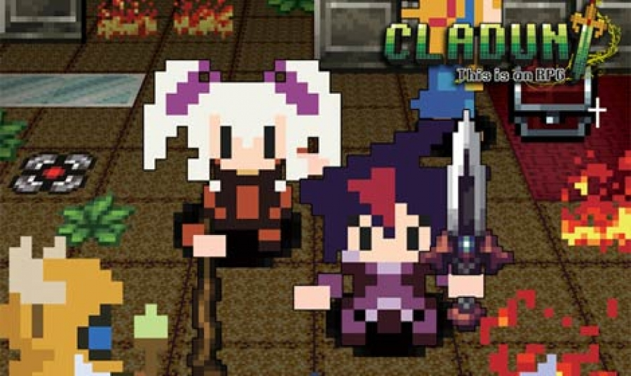 Cladun: This is an RPG! Review