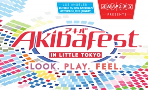 Aniplex of America Announces AkibaFest