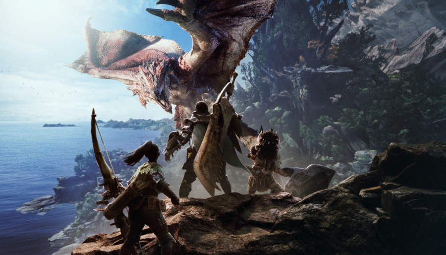 Monster Hunter: World Behind Closed Doors at E3 2017