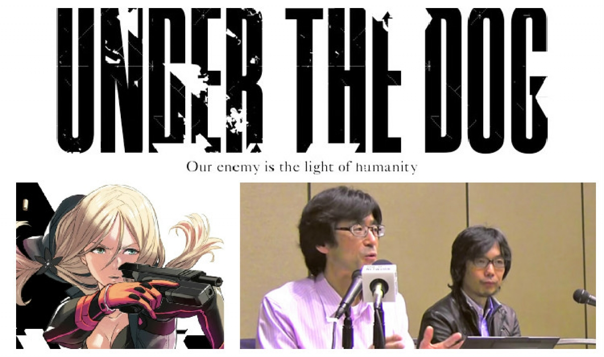 Under the Dog (UTD) Panel Recording @ Sakura-Con 2015