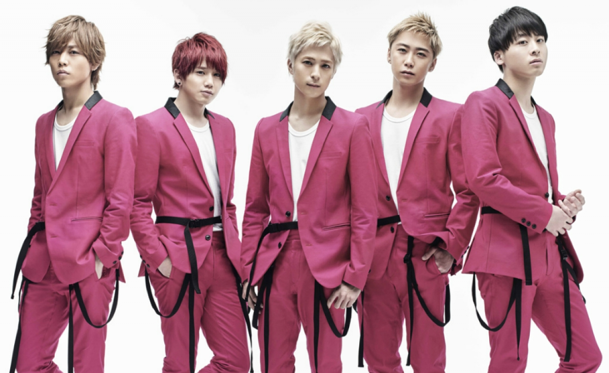 J-POP DANCE/VOCAL Group DA-ICE to Make Overseas Debut at Fanime 2016