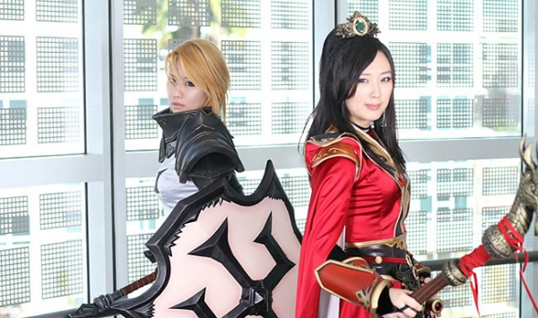 Spiral Cats Full Interview @ Anime Expo 2014