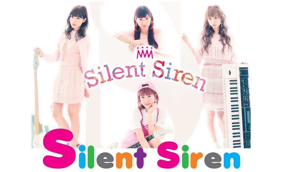 Silent Siren S World Tour 2016