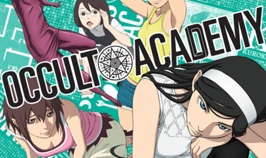 Occult Academy (Blu-ray/DVD Combo) Review