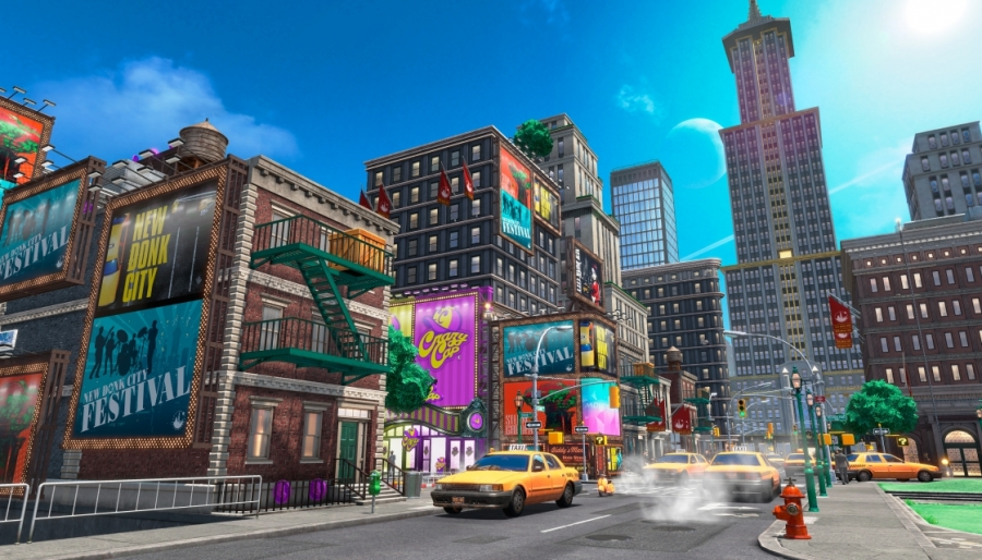A look into New Donk City at E3 2017