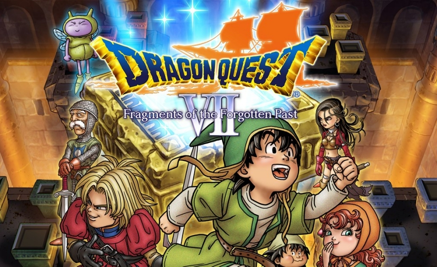 PAX West 2016 Impressions: DRAGON QUEST VII: Fragments of the Forgotten Past