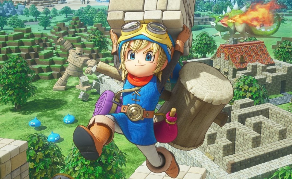 PAX West 2016 Impressions: Dragon Quest Builders