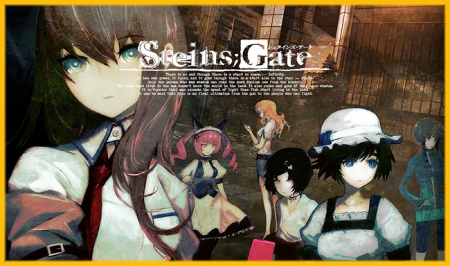 Steins;Gate (PC) Visual Novel Review