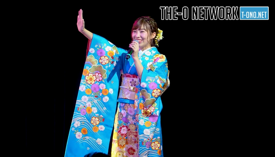 Iwasa Misaki Performing Enka Koi Suru Fortune Cookie @ J-POP Summit 2017 [Video]