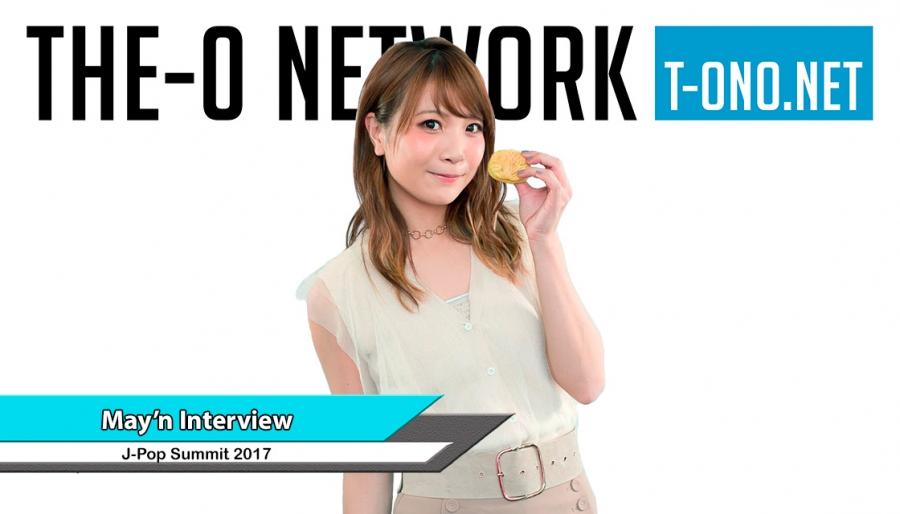 May'n Interview @ J-POP Summit 2017