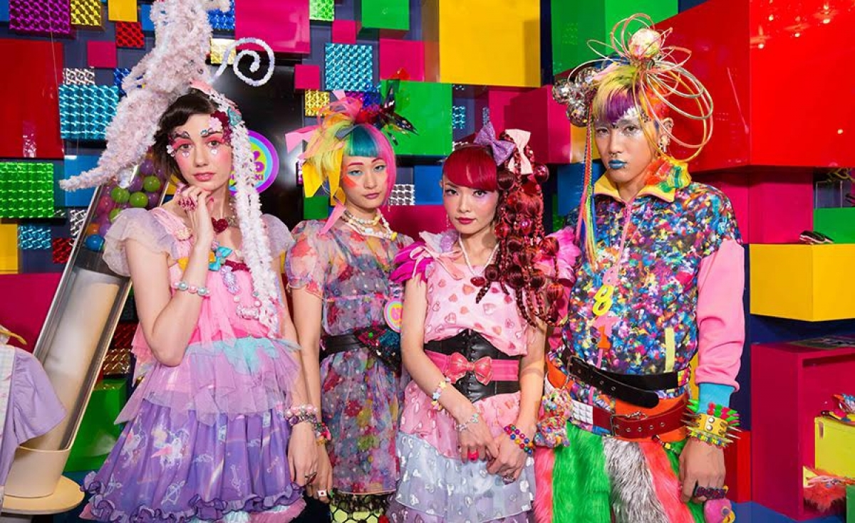 J Pop Summit  Details Japanese Pop Inspired Fashion Events Programming