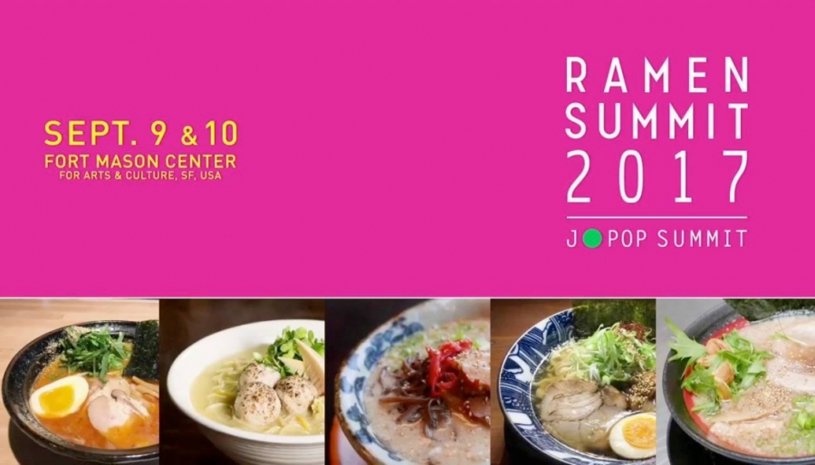 Ramen Summit @ JPOP Summit 2017 Impressions
